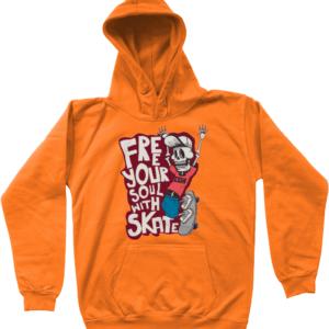 Bargain range skater child's hoodie