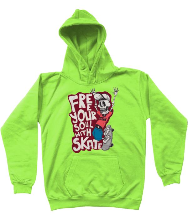 Bargain range skater child's hoodie bargain