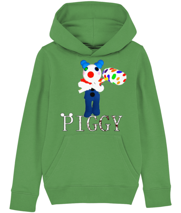 Clowny from Piggy Roblox game child's hoodie clowny