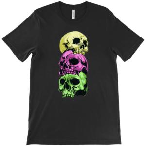 The Skulls Unisex Crew Neck T-Shirt