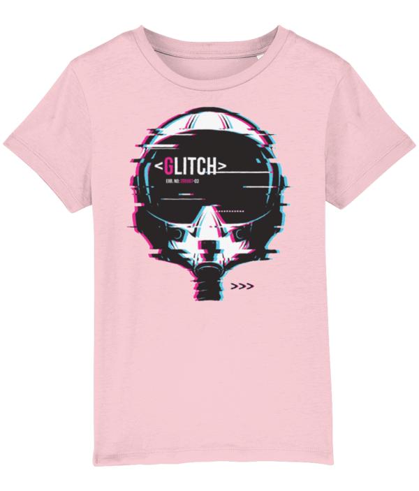 The Glitch Child's T shirt The Glitch Child's T shirt