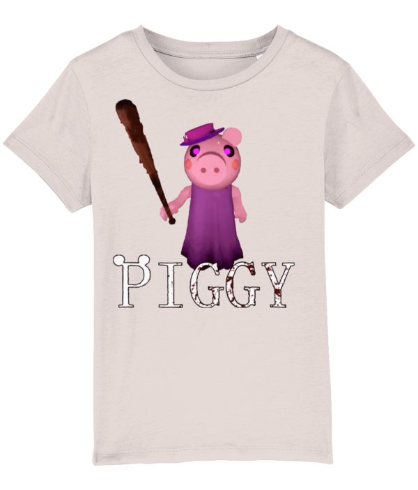 Grandma from piggy ROBLOX game child's t shirt Grandma from piggy ROBLOX