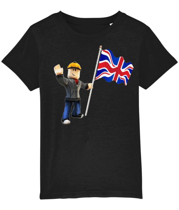 Roblox Mr Builder man with UK Flag roblox builder man