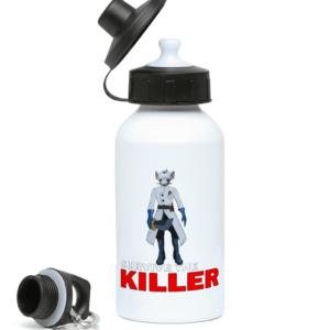 Ratthew Cheeseworth , survive the killer 400ml Water Bottle ratthew cheeseworth