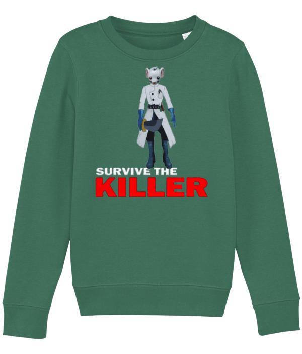 Ratthew Cheeseworth , survive the killer child's sweatshirt ratthew cheeseworth