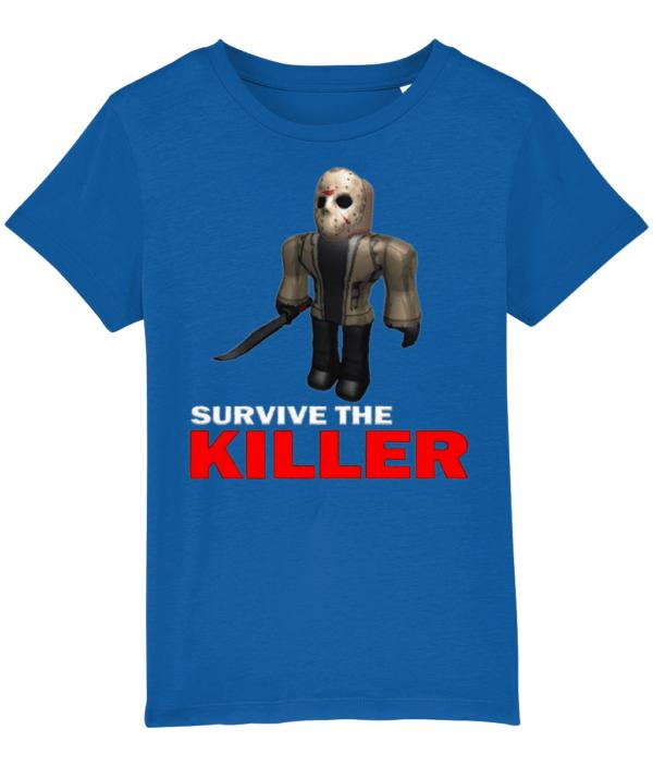 Jason , survive the killer child's t shirt jason
