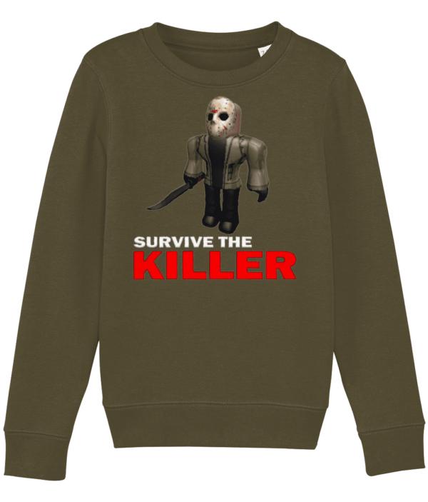 Jason survive the killer child's sweatshirt jason