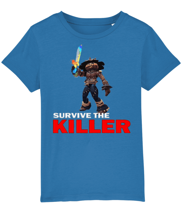 Patches from Survive the killer child's t shirt patches