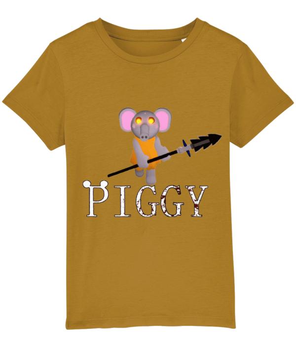 Ele from Piggy Child's T-shirt Ele from Piggy Child's T-shirt