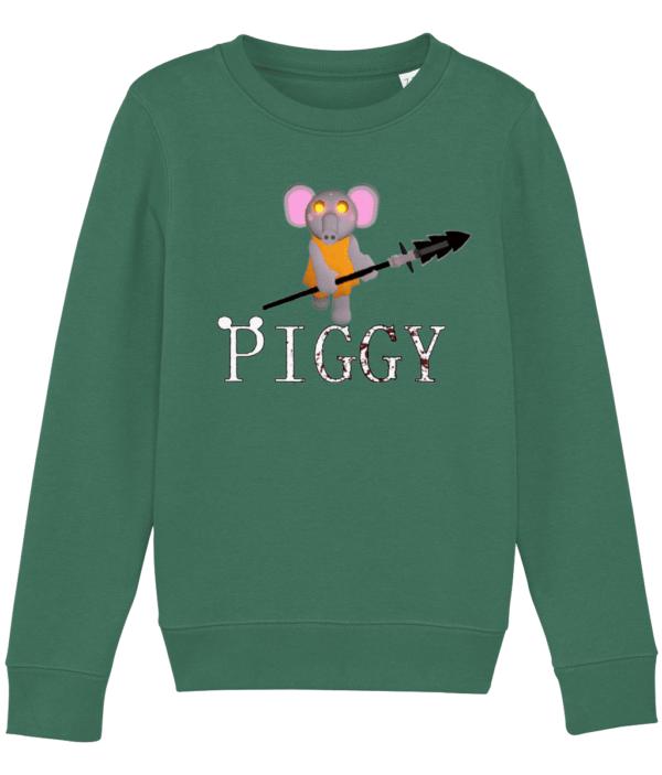 Ele from Piggy, child's Sweatshirt ele