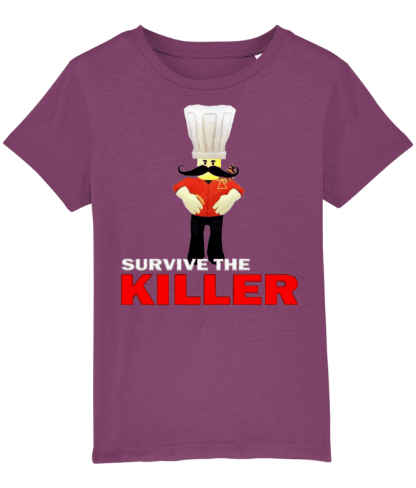 Papa Roni From Survive the killer child's  t-shirt child's t shirt