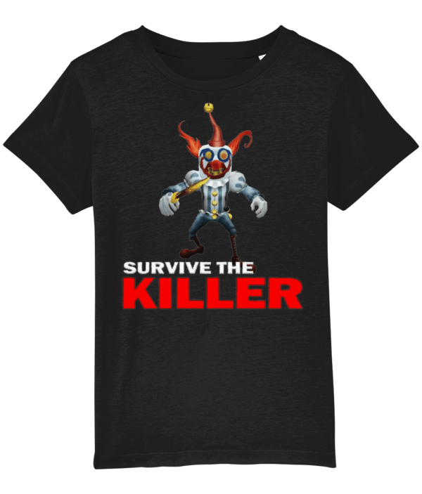 Happy the clown from Survive the Killer, child's t-shirt happy the clown