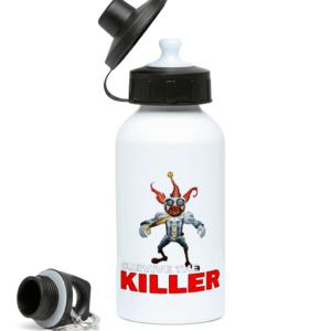 Happy the Clown 400ml Water Bottle happy the clown