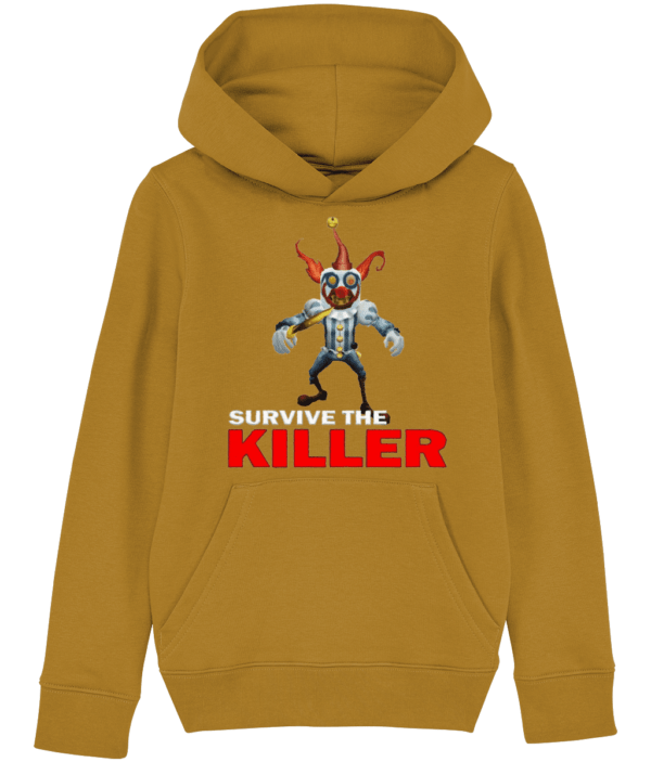Happy the clown from Survive the Killer Child's Hoodie happy the clown