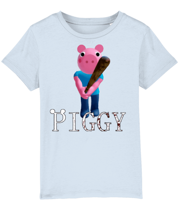 George from Piggy, child's t-shirt george