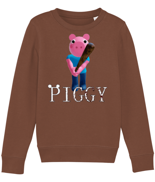 George from Piggy child's sweatshirt george