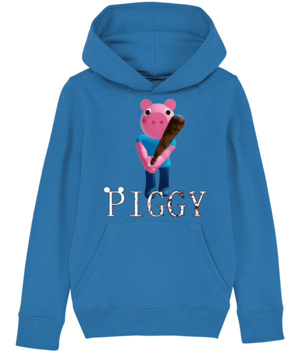 George from Piggy child's hoodie george