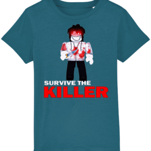 Jeff from Survive the killer child's t-shirt jeff