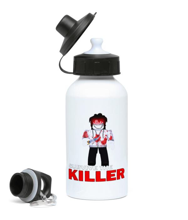 jeff survive the killer 400ml Water Bottle jeff survive the killer 400ml Water Bottle