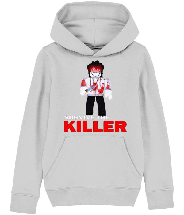 jeff survive the killer child's hoodie jeff