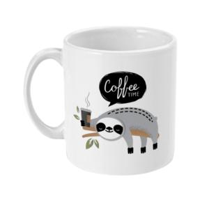 Sloth Coffee 11oz Mug