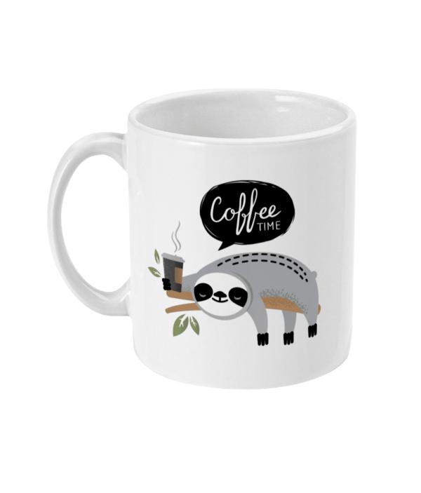 Sloth Coffee 11oz Mug Sloth Coffee 11oz Mug