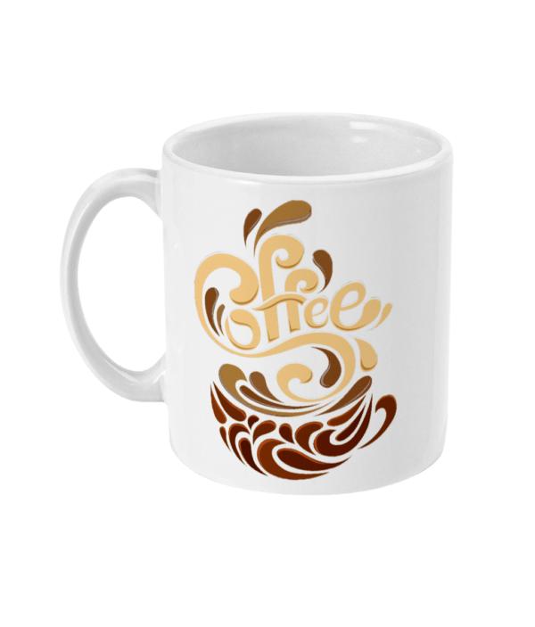 Coffee 11oz Mug Coffee 11oz Mug
