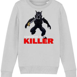 darius howley survive-the-killer child's sweatshirt