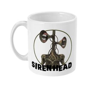 Siren Head white teeth 11oz Mug