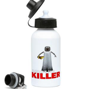 granny survive-the-killer 400ml Water Bottle granny survive-the-killer 400ml Water Bottle