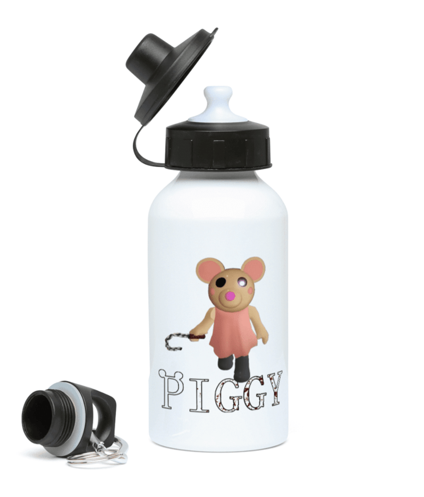 Mousey from Piggy game 400ml Water Bottle Mousey from Piggy game 400ml Water Bottle