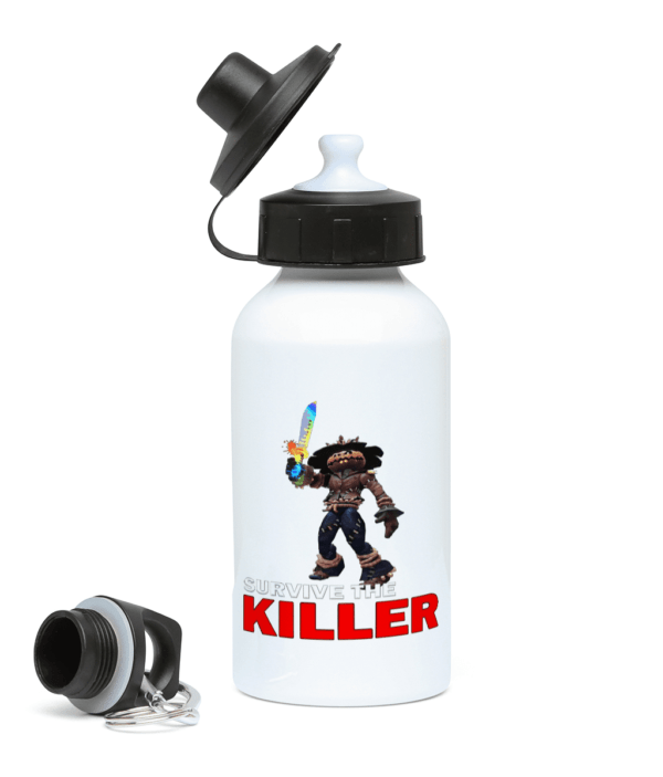 Patches from Survive the killer 400ml Water Bottle patches