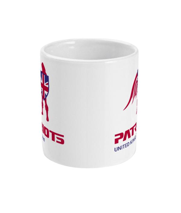 UK Patriots 11oz Mug UK Patriots 11oz Mug