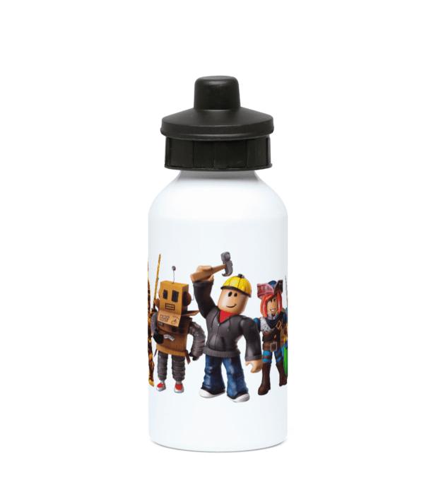 redcliffe-elite-manager-mr robot, builderman-noob-ezebel-thepirate-queen 400ml Water Bottle builderman-noob-ezebel-thepirate-queen 400ml Water Bottle