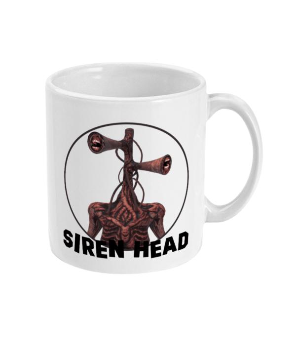 The Siren Head 11oz Mug