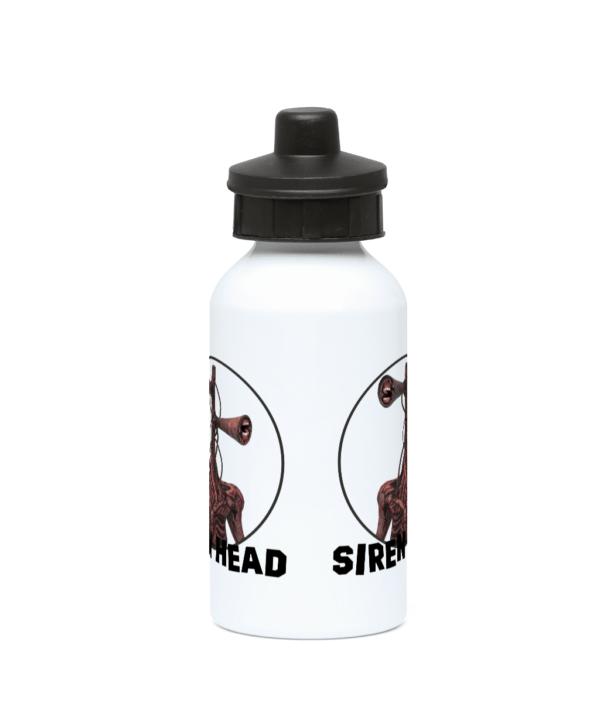 The Siren Head 400ml Water Bottle siren head