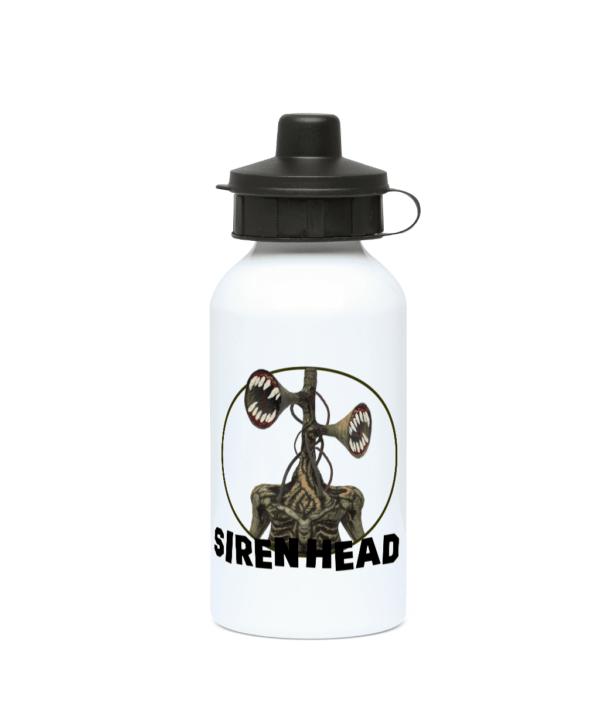 Siren head big teeth 400ml Water Bottle
