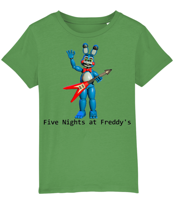 Toy bonnie Five nights at Freddy's Children's T-shirt five nights at freddie'e