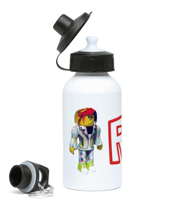 Pixel Artist 400ml Water Bottle Pixel Artist 400ml Water Bottle