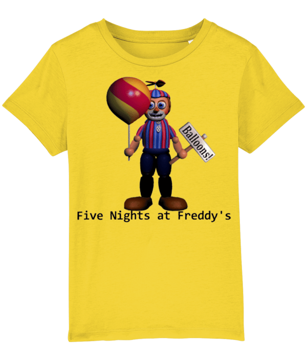 balloon boy from Five nights at Freddy's balloon