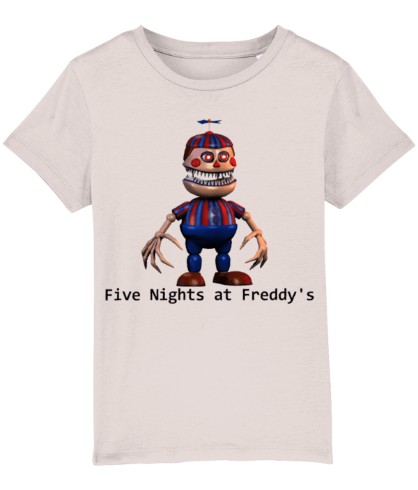 nightmare balloonboy Five nights at Freddy's Child's t-shirt Five nights at Freddy's