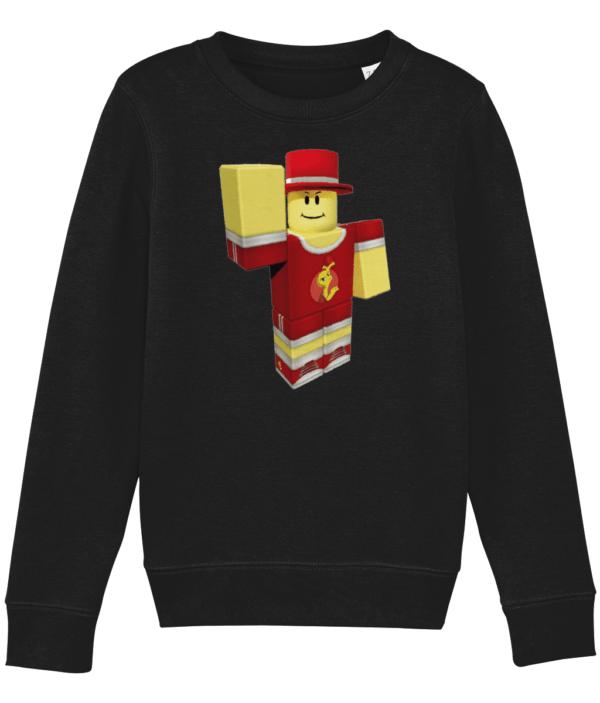 alexnewtron Roblox child's sweatshirt alexnewtron roblox