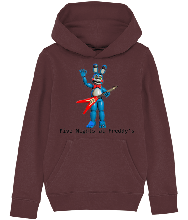 toy bonnie  five nights at Freddy's child's Hoodie Five nights at Freddy's