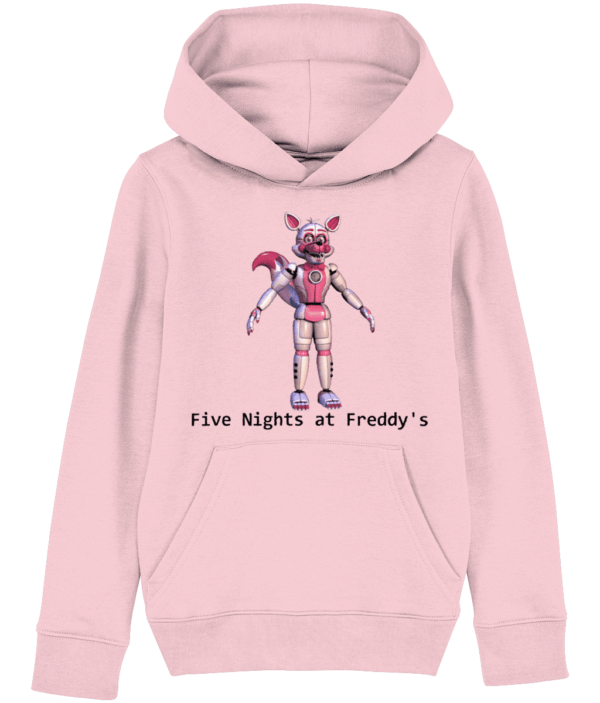 toy foxy  five nights at Freddy's child's Hoodie FNaF