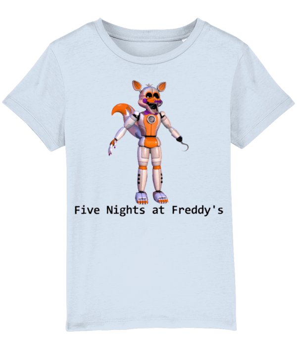 funtime foxy from Five night's at Freddy's child's t-shirt funtime foxy. Five night's at Freddy's