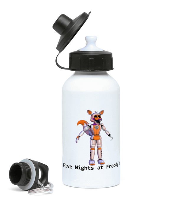 funtime foxy 400ml Water Bottle Five nights at Freddy's