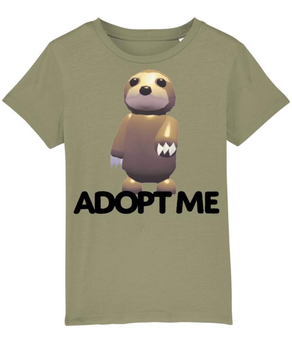 sloth adopt me child's t-shirt adopt me