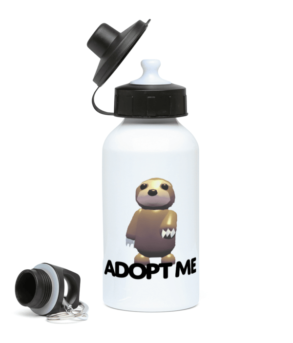sloth adopt me 400ml Water Bottle sloth adopt me 400ml Water Bottle