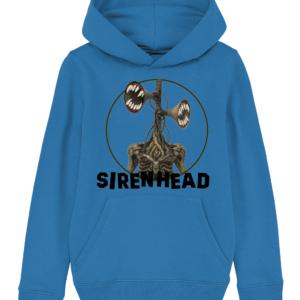 Siren head big teeth child's hoodie