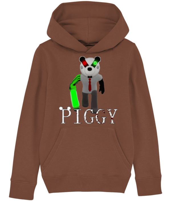 badger from piggy roblox game child's hoodie badger